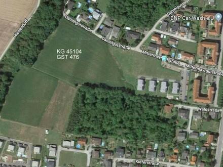 Großes Grundstück - geeignet für die Parzellierung von Eigenheimgrundstücken