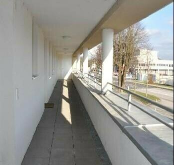 63 m² Wohnung berrierefrei - mit 39 m² Sonnenterrasse zur Alleinbenutzung! Znetrumsnah!