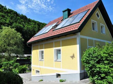 SW-Ansicht mit Solarzellen