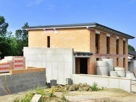 PROVISIONSFREI-Doppelhaushälfte mit 537 m² GROSSEM GRUND am Damberg!