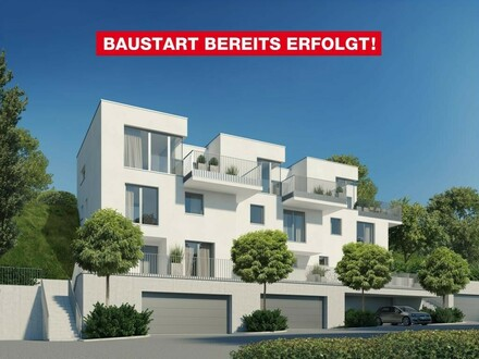 Mit Fernblick - Reihenhäuser mit LIFTVORRICHTUNG, Garten, Doppelgarage und Keller!
