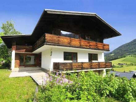 Einzigartige Gelegenheit: Unverbaubare Aussichtslage in Annaberg - direkt beim Skilift Dachstein West!