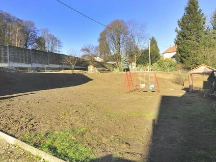 Baugrundstück in sehr zentraler Lage am Tabor!