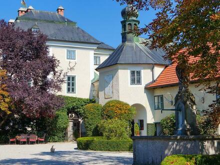 "Schloss Sighartstein: ""Villa im Schlosspark"""