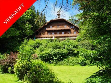 Land & Gut: Residenz am Wolfgangsee & Bootshaus