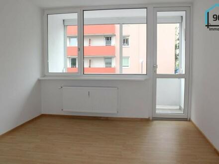 Gepflegte 2 Zimmer Wohnung mit Loggia