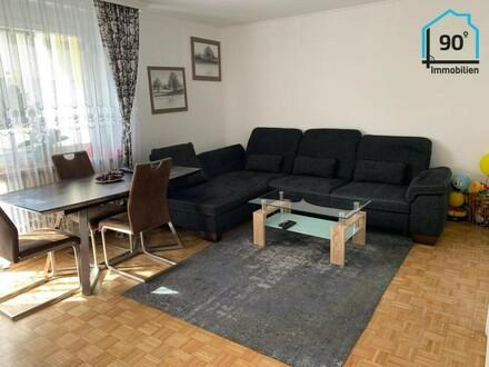 Schicke 2 Zimmer Wohnung in der Herrnau