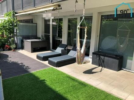 RIF - 3 Zimmer Gartenwohnung in beliebter Wohngegend