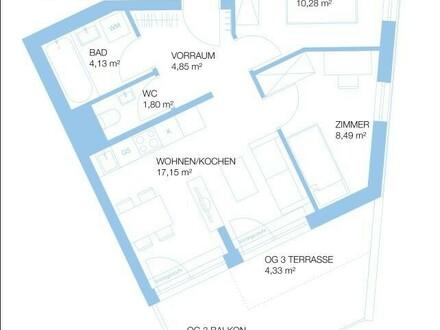 WIEN - Klug in die Zukunft investieren - Anlageobjekt in Wien-Donaustadt
