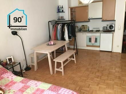 Tolle Singlewohnung mit Tiefgaragenplatz in der Klessheimer Allee