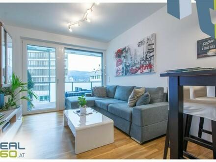 Urfahr - Kompakte hofseitig ausgerichtete 2-Zimmer Wohnung!