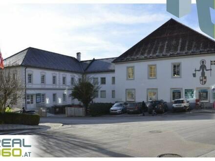 Direkt am Marktplatz! Ertragsliegenschaft in Zentrumslage von St. Florian zu verkaufen!