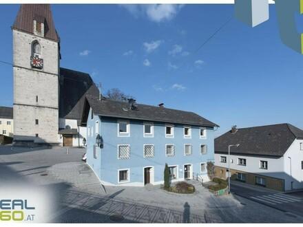 Großzügiges Haus im Ortszentrum von Kematen an der Krems! Auch für Bauträger geeignet!