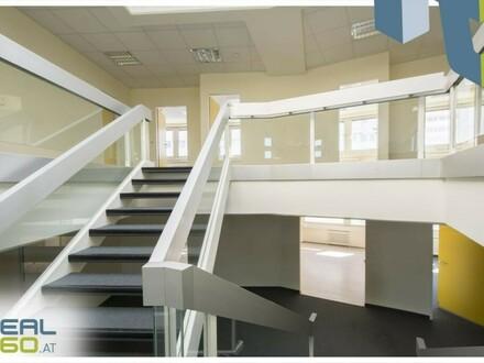 LENTIA City Center - Supergünstige 2-geschoßige Bürofläche zu vermieten!