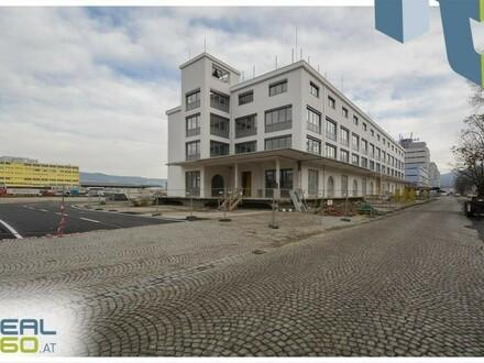 Büro-Neubau im Hafen von Linz anzumieten!!