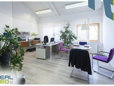 Büroflächen in Linz-Hörsching zu vermieten - Provisionsfrei für den Mieter!