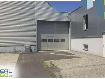 Tolle Lagerhalle in optimaler Lage - direkt am Kreisverkehr - in Haid/Ansfelden zu vermieten!