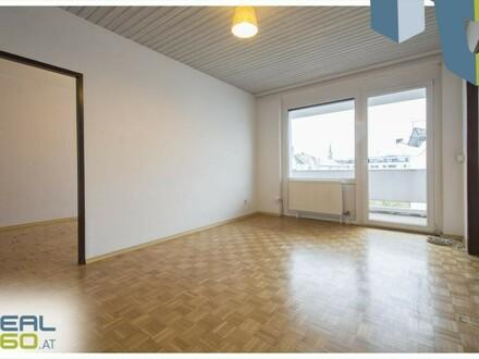 Sonnige 2-Zimmer Wohnung mit Loggia in idealer Stadtlage!