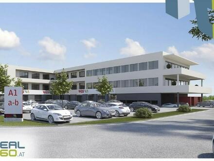 Neubau-Büroflächen mit modernster Ausstattung in Leonding zu vermieten - ERSTBEZUG!
