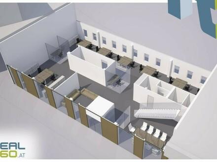 Optimale Geschäfts-/Bürofläche unmittelbar vor Voest Alpine Linz zu vermieten!!