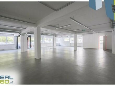Tolle Geschäftsfläche/toller Schauraum in Linz-Urfahr mit ca. 385m² anzubieten!