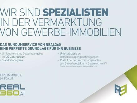 Multifunktionales Gewerbeobjekt im Zentrum von Marchtrenk zu vermieten!!!