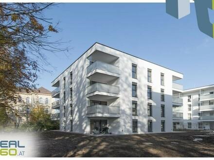 SOLARIS AM TABOR - Förderbare Neubau-Eigentumswohnungen im Stadtkern von Steyr zu verkaufen! - PROVISIONSFREI (Top 24)