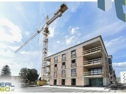 SOLARIS AM TABOR - PROVISIONSFREI - Förderbare Neubau-Eigentumswohnungen im Stadtkern von Steyr zu verkaufen! (Top 13)