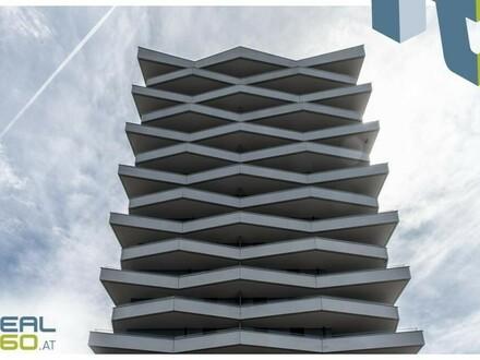 NEUBAU - südwestlich ausgerichteter Wohntraum mit 3 Zimmer und Balkon - LENAUTERRASSEN!