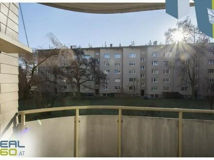 Perfekt aufgeteilte Eigentumswohnung mit Sanierungsbedarf in Linzer Zentrumslage zu verkaufen!