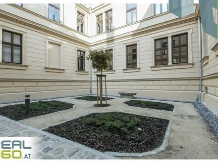 EXKLUSIVE 2-Zimmer Wohnung in revitalisiertem Palais aus dem 19. Jahrhundert! TOP B7!