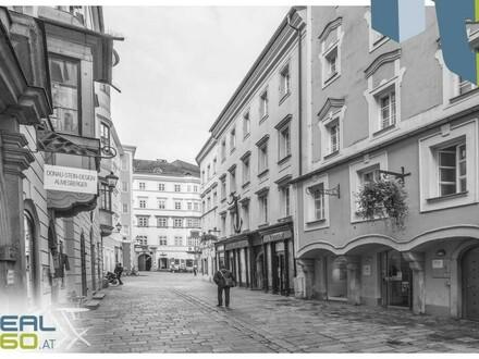 Altstadt - Klimatisierte 5-Zimmer Dachgeschosswohnung!