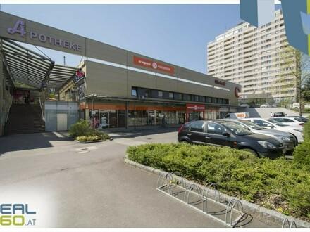 Neu sanierte Geschäftsfläche mit hoher Fußgängerfrequenz in Linz-Spallerhof zu vermieten!