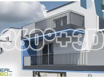 Projekt ALPENBLICK - NEUBAU! - 2-Zimmer-Wohnung mit Balkon und Garten - BEZUGSFERTIG!   TOP 10  