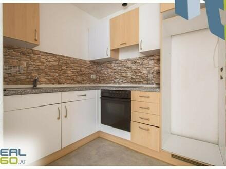 Perfekte Aufteilung - großzügig geschnittene 2-Zimmer-Wohnung!