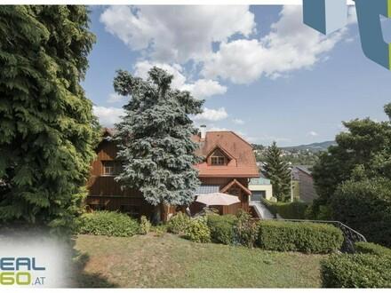 Familiendomizil am Gründberg in ruhiger Aussichtslage zu verkaufen!