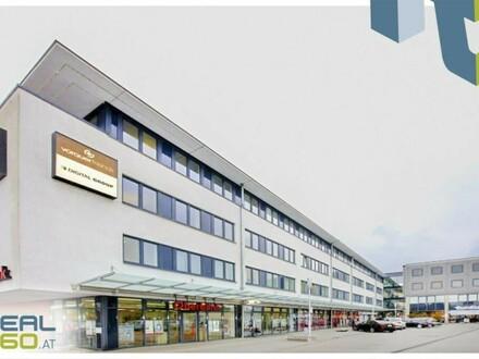 Zentrumsnahe Büro-/Praxisfläche im Ärztezentrum Wels/Thalheim zu vermieten! Aufteilung in 120m²/418m² möglich!