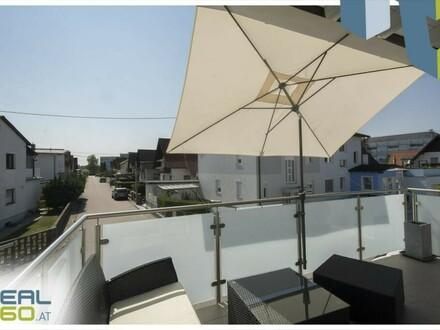 TOP ausgestattete Wohnung mit Balkon und Klimaanlage in Linz-Pasching zu verkaufen!