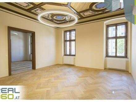 BÜRO(t)RAUM im generalsanierten Palais Löwenfeld in Linz-Kleinmünchen zu mieten!!