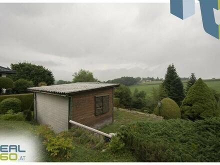 Absolute Ruhelage! Grundstück für Ihr Eigenheim in Altenberg b. Linz/Niederbairing zu verkaufen!