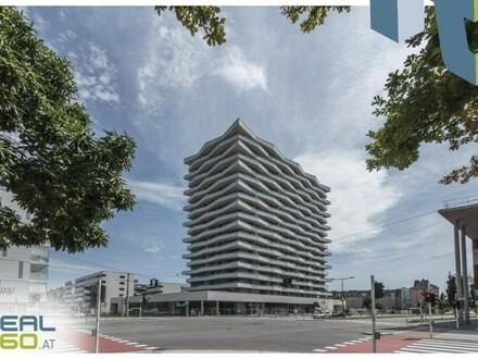 LENAUTERRASSEN - Wohntraum - 2 Zimmer-Wohnung mit Loggia und Balkon zu vermieten!