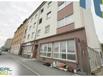 Erstbezug nach Sanierung - TOP Erdgeschossbüro zu vermieten!