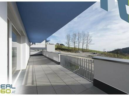Bezugsferti - Neubau-4-Zimmer-Wohnung | Terrasse 50m² + Grünfläche 30m²!!