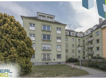 Nahe WIFI Linz - Günstige 3 Zimmer-Wohnung zu verkaufen!