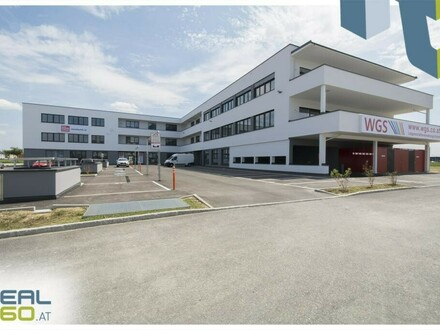 Tolle Neubau-Büroflächen mit modernster Ausstattung in Leonding zu vermieten - ERSTBEZUG!