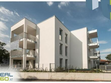 Gartenwohnung in NEUBAU-Wohnanlage in Linz mit idealer Öffi-Anbindung!
