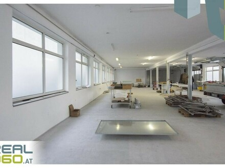 Tolles Gewerbeobjekt in Pasching mit Halle, Werkstatt, Büro - Widmung Betriebsbaugebiet!!