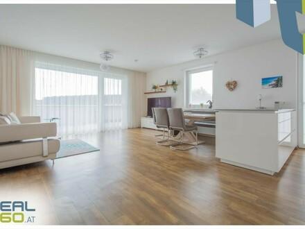 4-Zimmer Wohnung mit großer Terrasse und ALPENBLICK, nur 15 Min. von Linz!!!