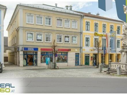 PROVISIONSFREIE adaptierbare Bürofläche ab sofort in Rohrbach zu vermieten!!