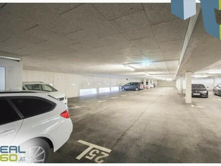 8 x Tiefgaragenparkplatz nähe PlusCity zu verkaufen/zu vermieten!!